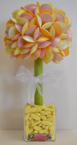 Spring Flying Saucer sweet Tree 42cm