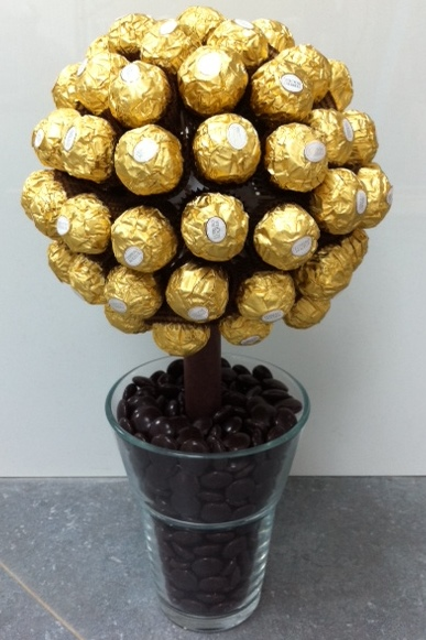 Ferrero Rocher Sweet Tree 45cm Creations