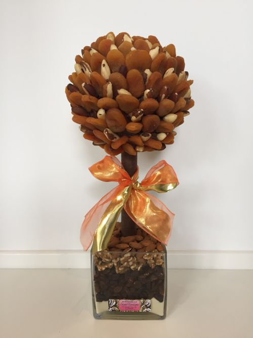 Rosh Hashanah Dried Fruit Tree Large