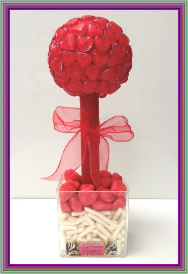 Haribo Hearts Sweet Tree 35cm