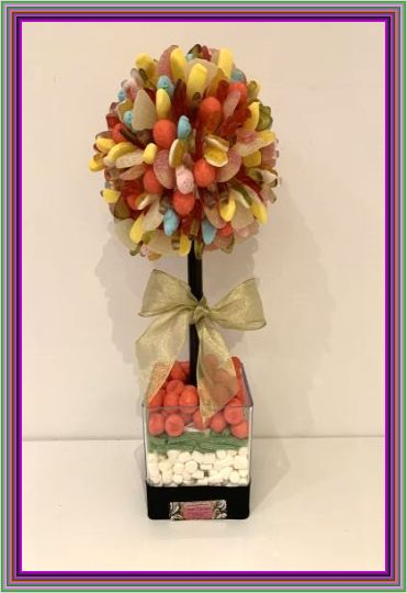 Kosher Mixed Haribo Sweet Tree 45cm