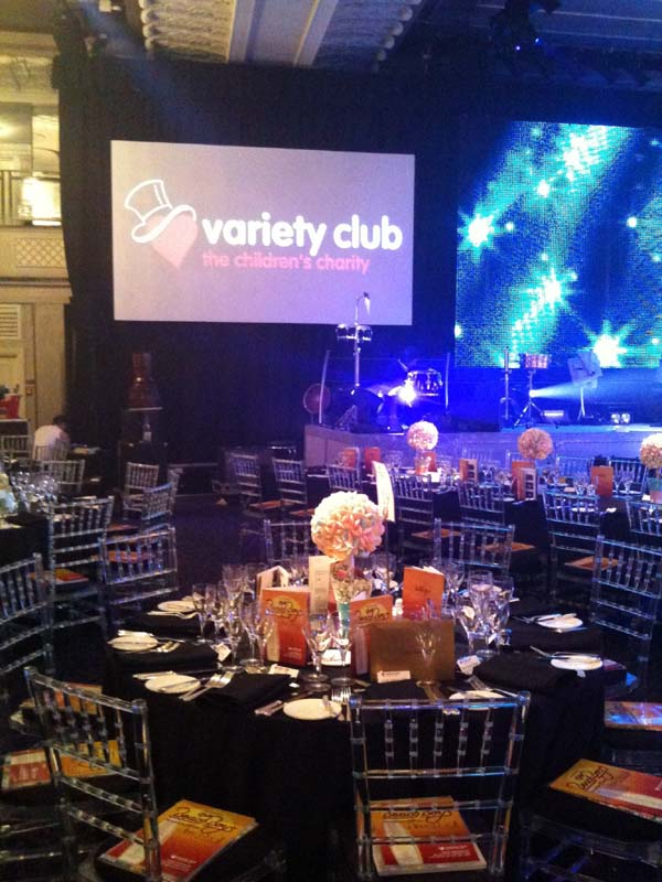 Sweet Trees @ the Variety Club 49th Annual Dinner & Ball