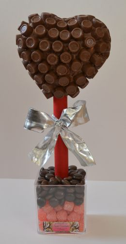 Rolo Heart Sweet Tree 40cm