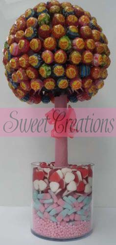Chupa Chup Lolly Sweet Tree 60cm