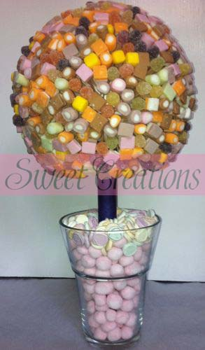 Dolly Mixture Sweet Tree 60cm