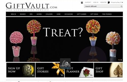 Gift Vault Sweet Trees by Sweet Creations