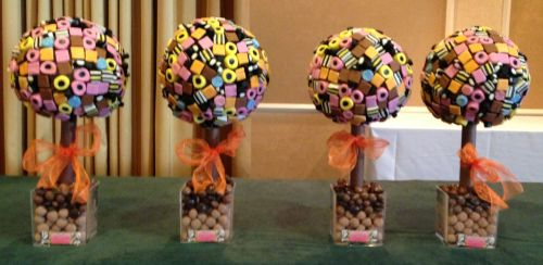 Liquorice Allsorts Sweet Tree Event