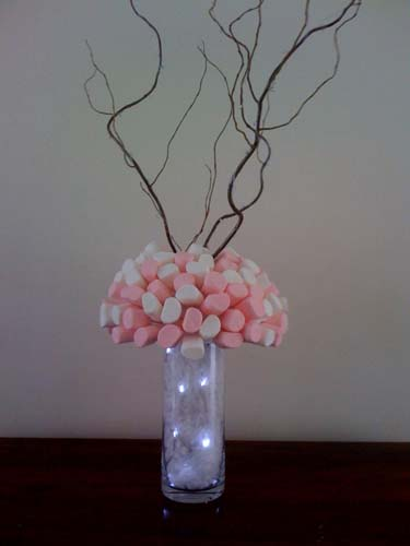 Enchanted Marshmallow Sweet Tree