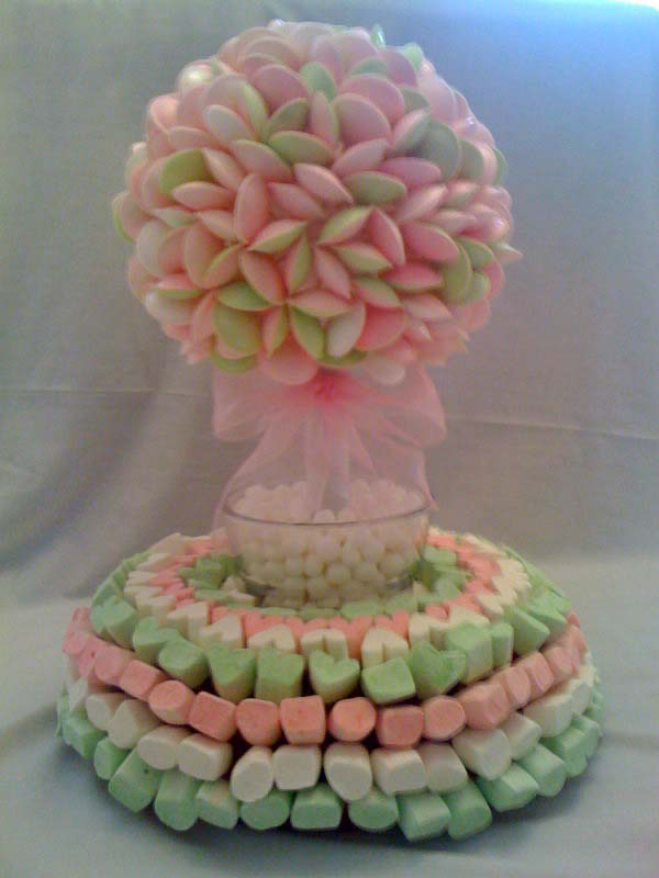 Flying Saucer Sweet Tree & Surround