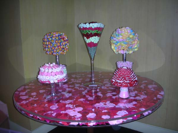 Candy Buffet Sweet Trees