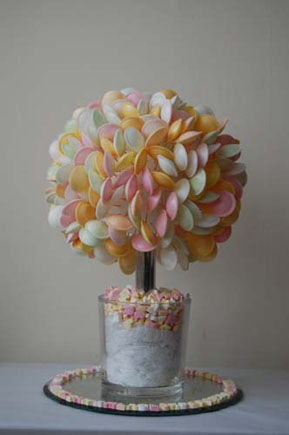 Sweet Trees & Candy Trees used for Table Arrangements & Gifts
